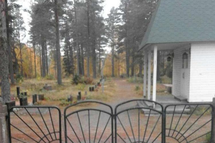 Juorkunan hautausmaa