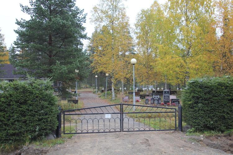 Sangin hautausmaa